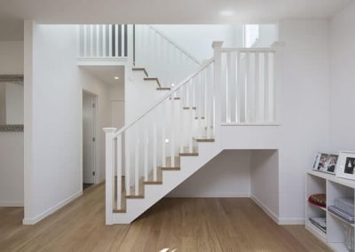 Complete Drafting and Design - Raise-and-Under compact Staircase Design
