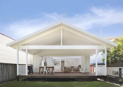 Complete Drafting and Design - Raise-and-under Patio Design
