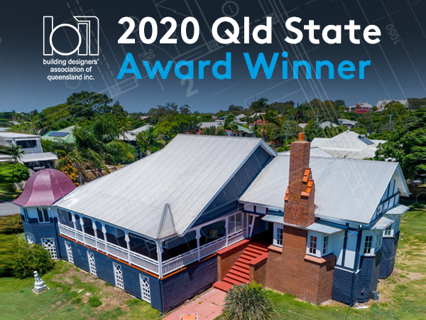 Historic Gem – Our QLD Award-Winning Design